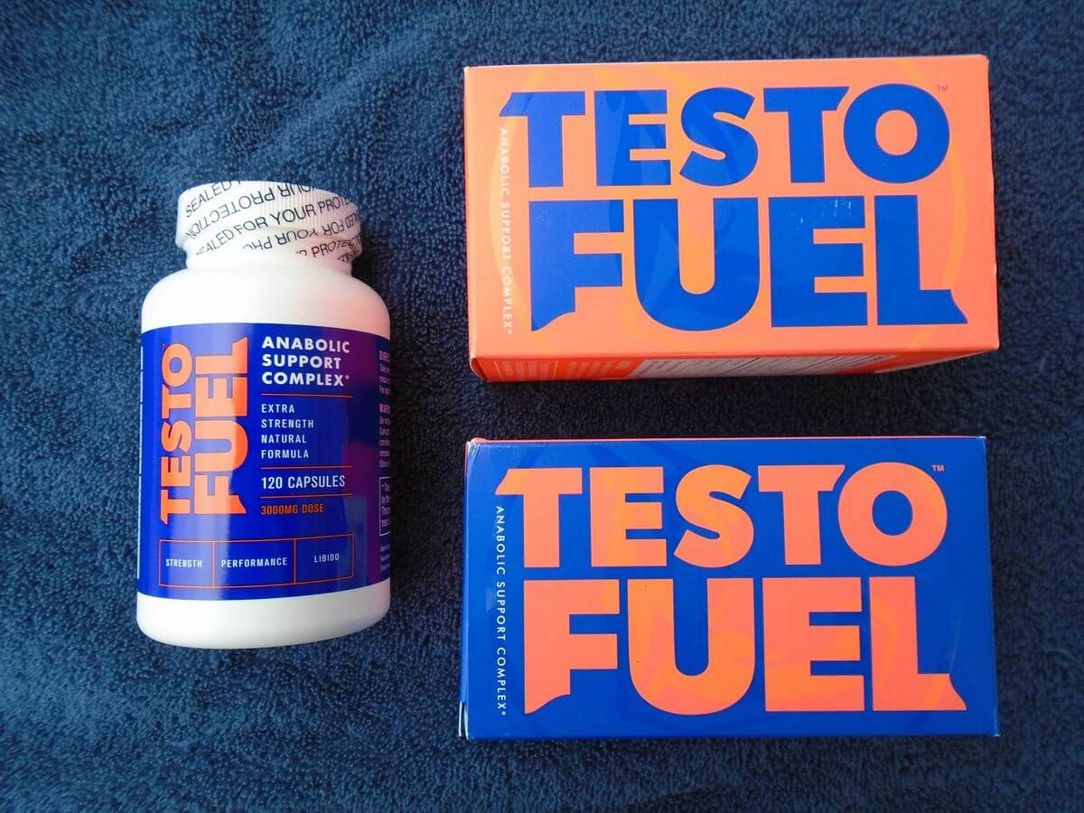 testofuel supplement
