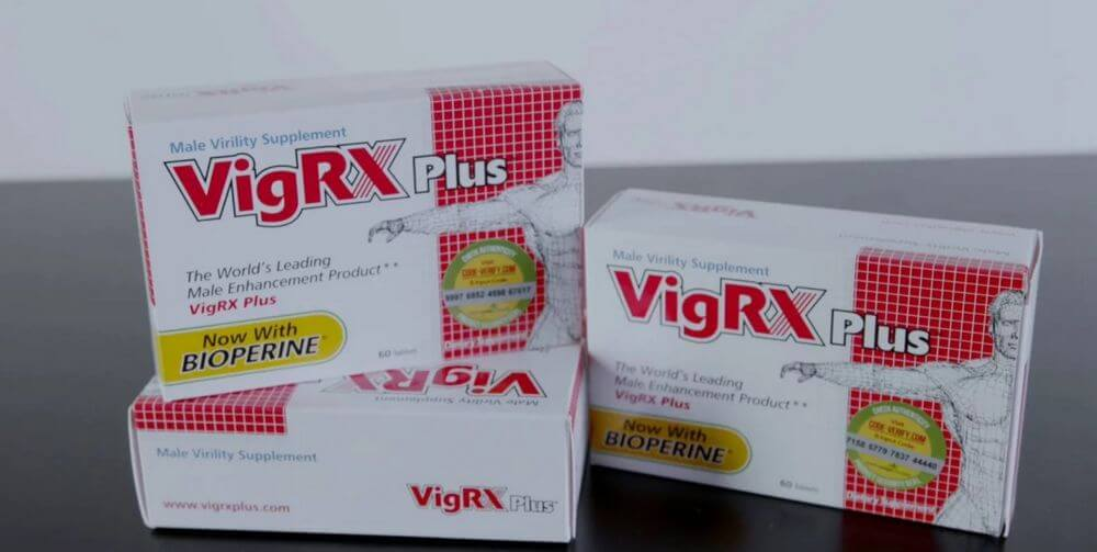 vigrx plus male enhancer